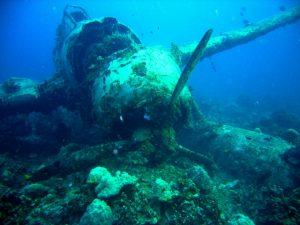 Palau Jake Seaplane