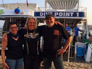 Birgit Regina Dive Point Shuttle