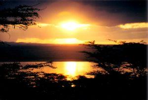 Kenya_Sunsett