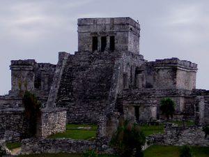 mexico maya stätten