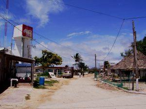 Way to isla holbox